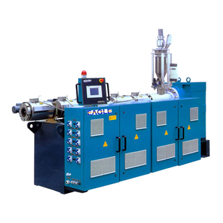 High-Performance-Single-Screw-Extruder
