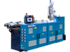 High efficiency single screw extruder